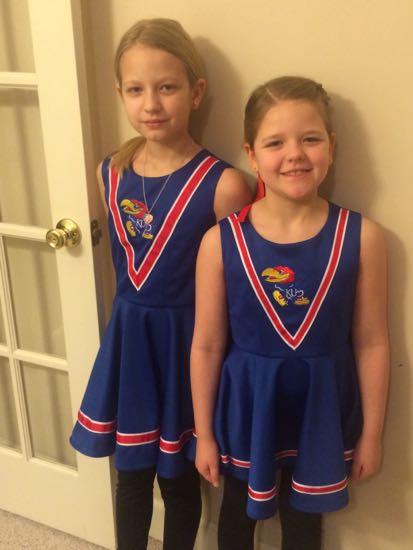 Kansas girls